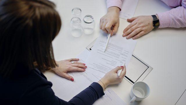 seks tips til hvordan du skriver en attraktiv CV.