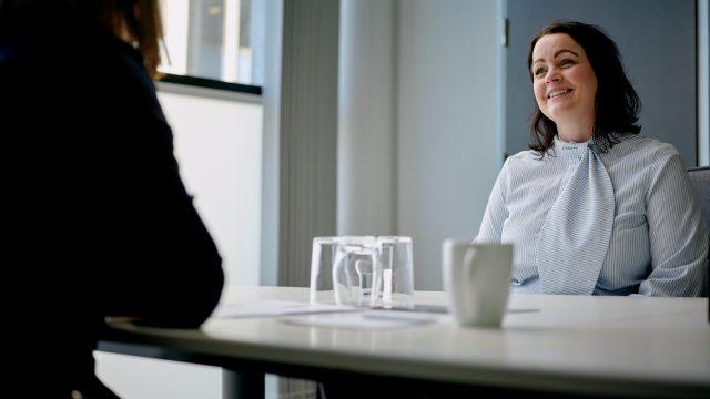 slik lykkes du i andregangsintervjuet.